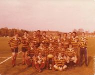 Interport Rugby RAMC Vs RNMS 1986