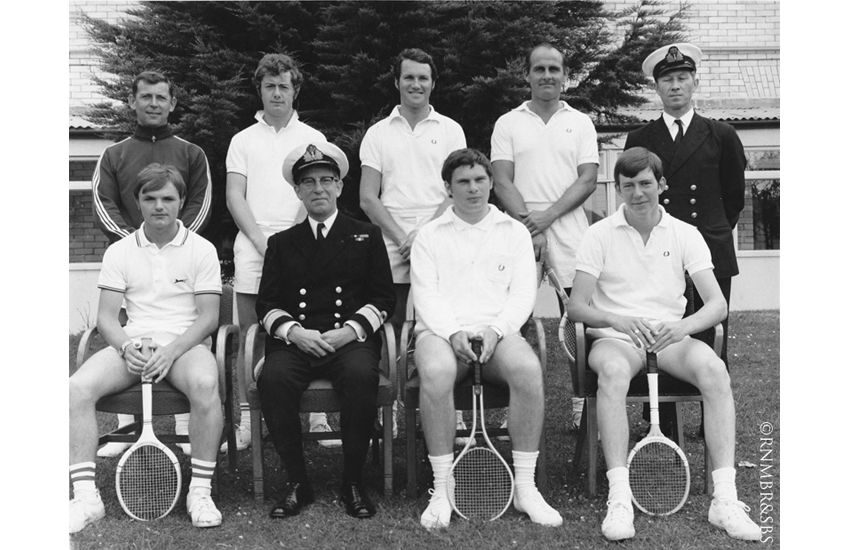 Interport Tennis Stonehouse - circa 1978
