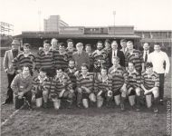 Interport Rugby RAMC Vs RNMS 1982