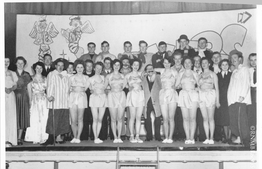RNH Chatham Concert Party 1952