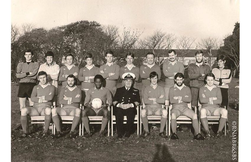 PLYMOUTH 5 – INTERPORT FOOTBALL 1979??