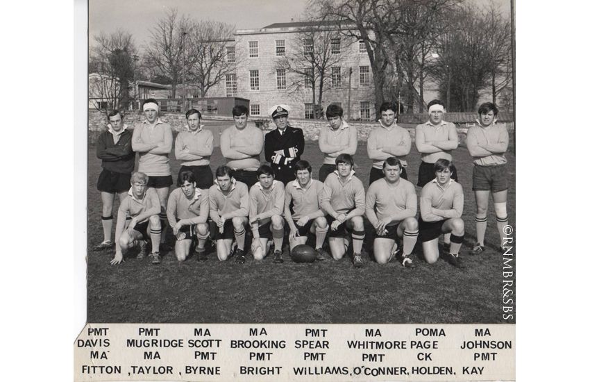 Interport Haslar Rugby 1974