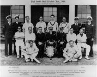 Sick Berth Staff Cricket Club 1948