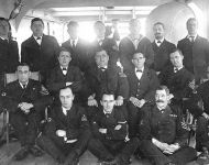 Sick Berth Staff WWI onboard Hospital Ship