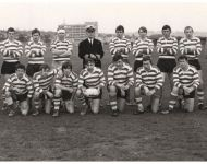 Interport Rugby 1976
